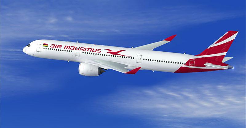Flyg till Mauritius