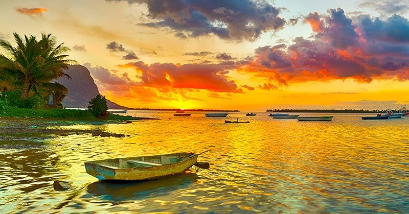 Mauritius - väder, klimat och temperatur